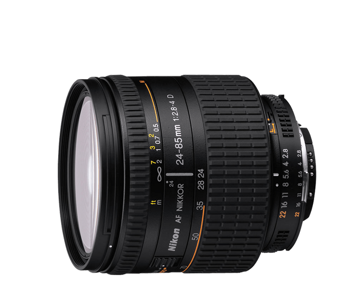 AF Zoom-NIKKOR<br/> 24-85mm f/2.8-4D IF