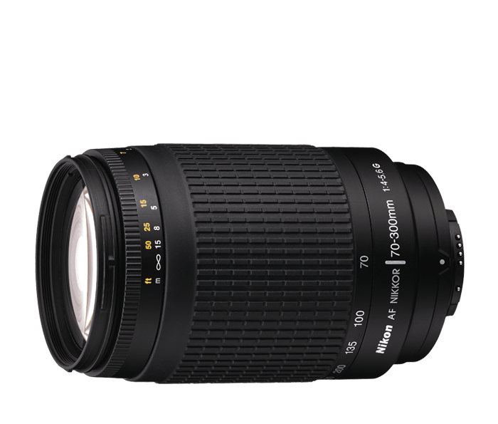 Photo of  AF Zoom-NIKKOR<br/> 70-300mm f/4-5.6G (Refurbished)