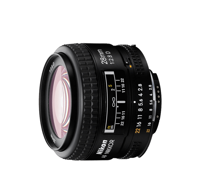 Photo of  AF Nikkor<br/> 28mm f/2.8D (Refurbished)