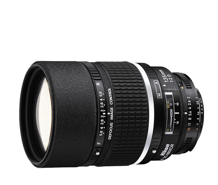 Photo of  AF DC-NIKKOR<br/> 135mm f/2D (Refurbished)