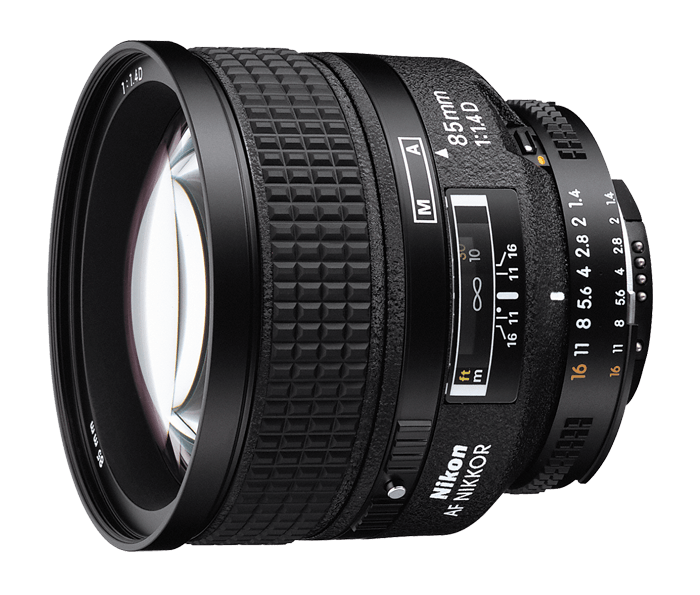 Photo of AF NIKKOR 85mm f/1.4D IF