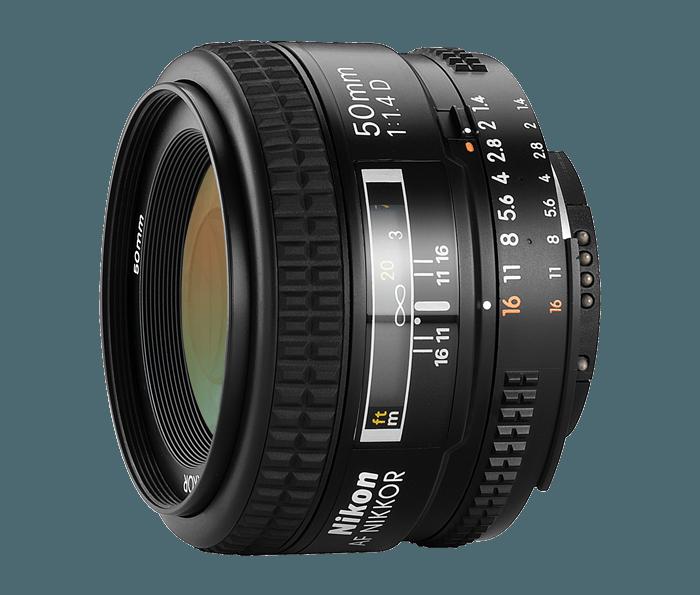 Nikon 50mm f/1.4 D-AF a 235,00€ | Prezzi e scheda ...
