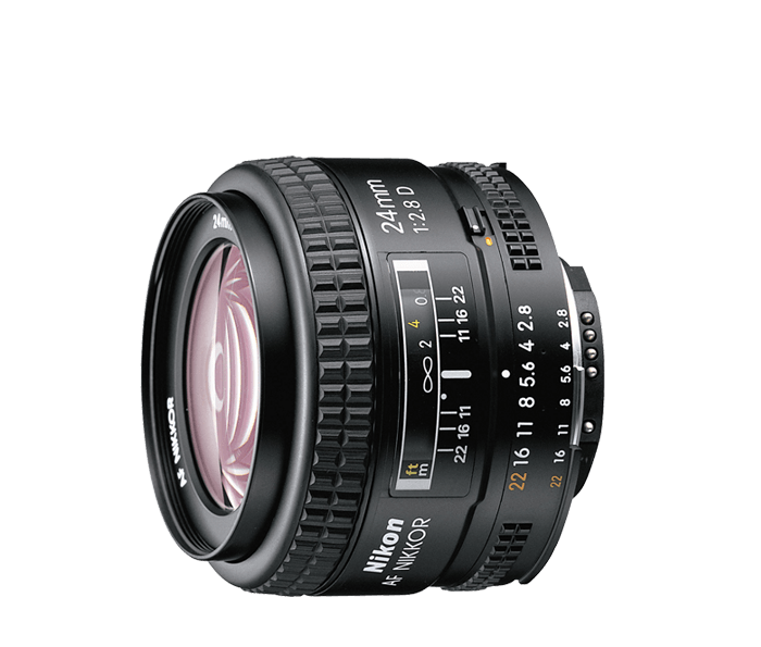 Photo of  AF Nikkor<br/> 24mm f/2.8D (Refurbished)