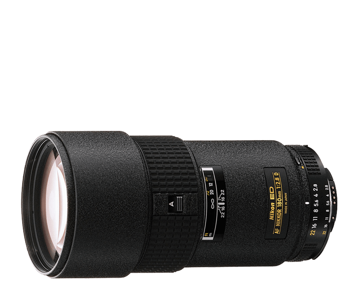 Photo of AF Nikkor 180mm f/2.8D IF-ED