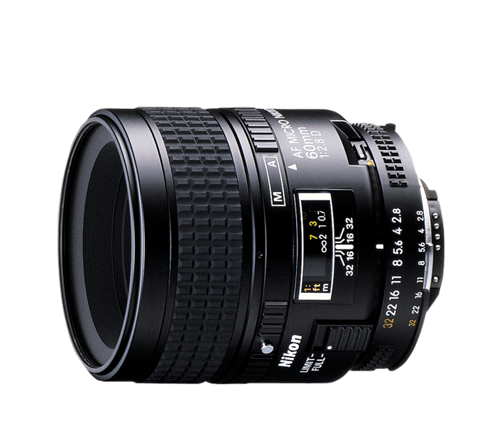 Photo of  AF Micro-Nikkor<br/> 60mm f/2.8D (Refurbished)