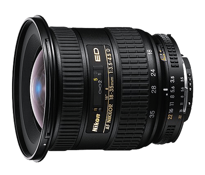 Photo of AF Zoom-Nikkor 18-35mm f/3.5-4.5D IF-ED