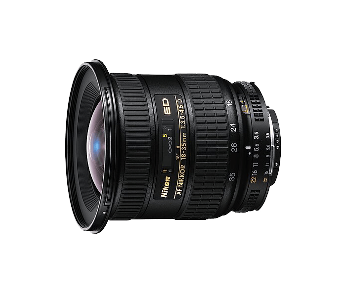 AF Zoom-Nikkor 18-35mm f/3.5-4.5D IF-ED