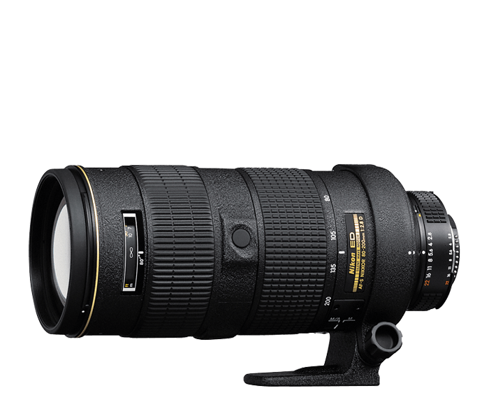 Photo of  AF-S Zoom-Nikkor<br/> 80-200mm f/2.8D IF-ED