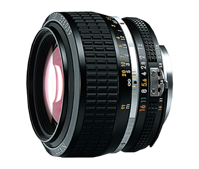 Photo of NIKKOR 50mm f/1.2