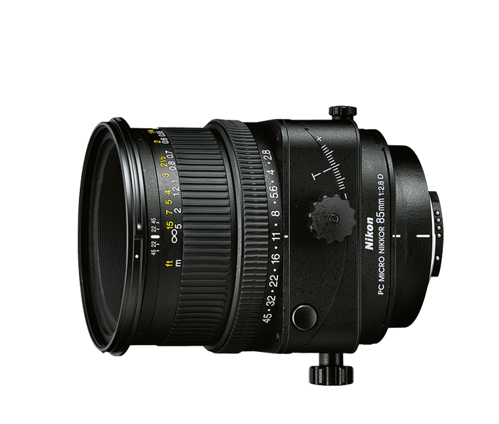 Photo of  PC Micro-NIKKOR<br/> 85mm f/2.8D