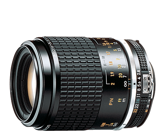 Photo of  Micro-NIKKOR 105mm f/2.8