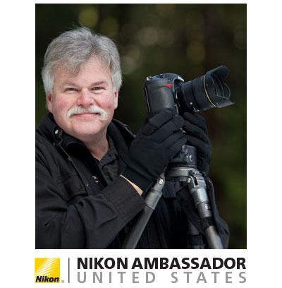 Nikon Ambassador Moose Peterson