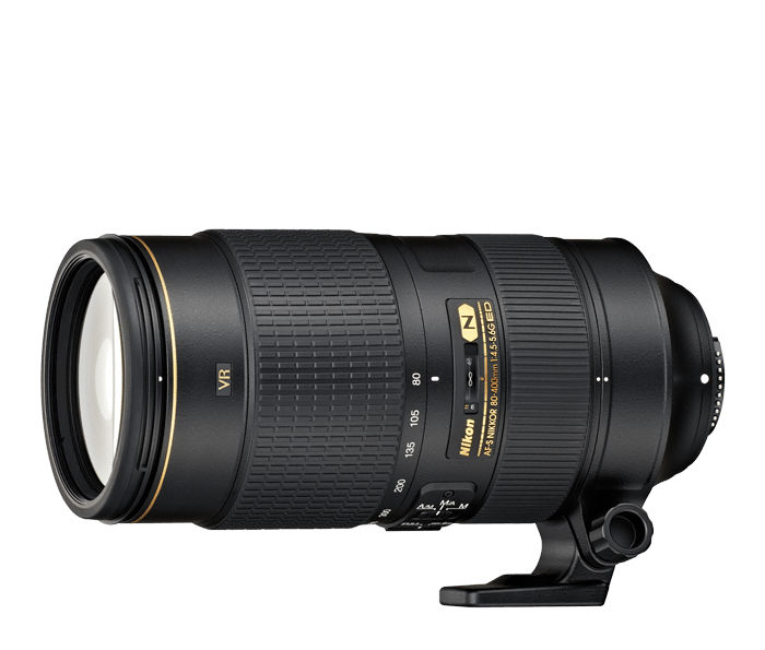 Photo of AF-S NIKKOR 80-400mm f/4.5-5.6 G ED VR (Refurbished)