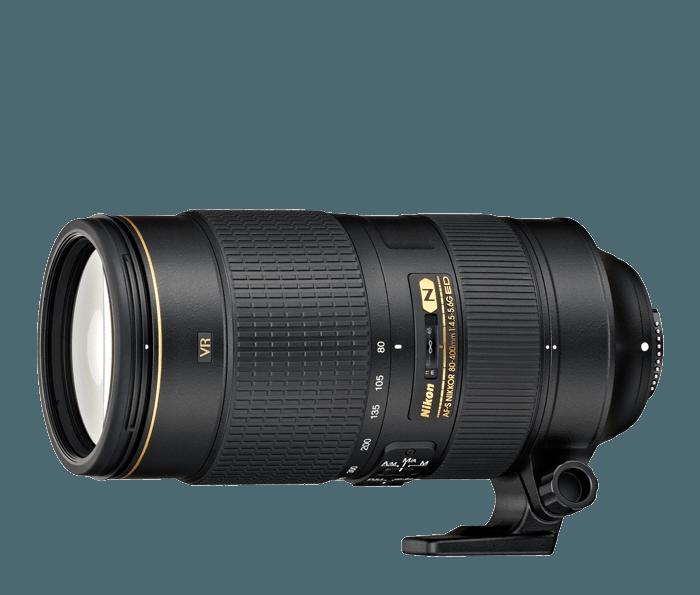 AF-S NIKKOR 80-400mm f/4.5-5.6 G ED VR