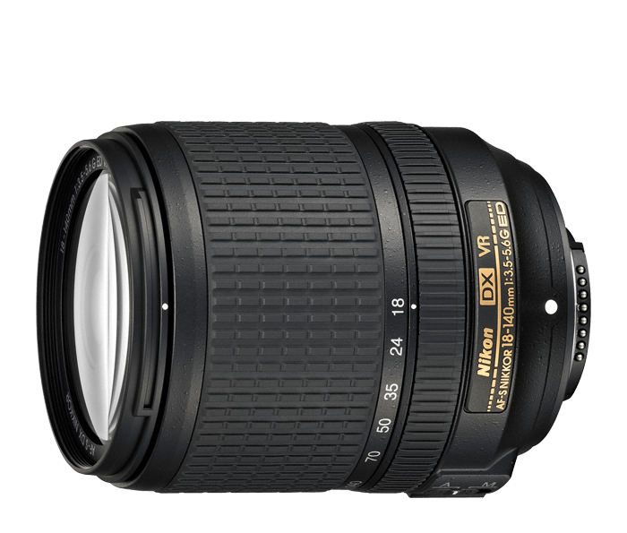 Photo of  AF-S DX NIKKOR<br/> 18-140mm f/3.5-5.6G ED VR (Refurbished)