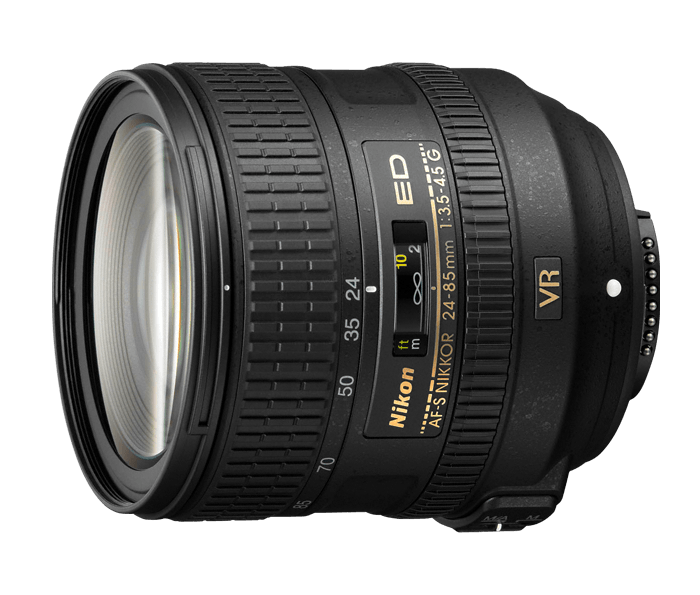 Photo of  AF-S NIKKOR<br/> 24-85mm f/3.5-4.5G ED VR (Refurbished)