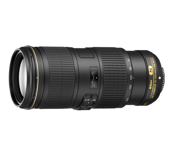 Photo of AF-S NIKKOR 70-200mm f/4G ED VR (Refurbished)