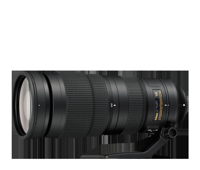 Photo of AF-S NIKKOR 200-500mm f/5.6E ED VR