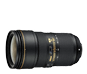option for AF-S NIKKOR 24-70mm f/2.8E ED VR