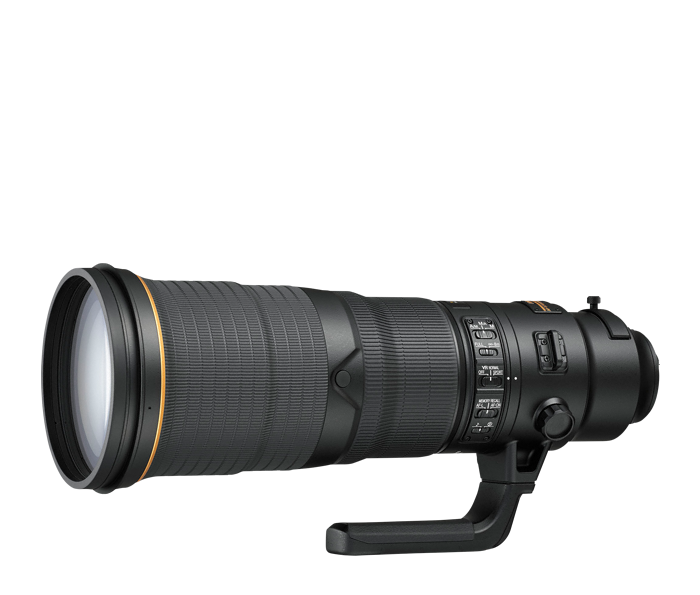 Photo of  AF-S NIKKOR<br/> 500mm f/4E FL ED VR (Refurbished)