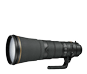 option for AF-S NIKKOR 600mm f/4E FL ED VR
