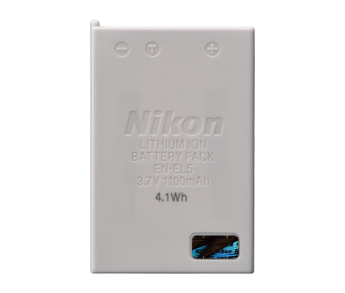 Accumulateur Li-ion rechargeable EN-EL5