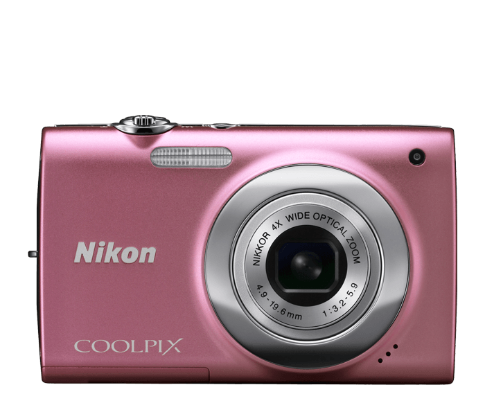 COOLPIX S2500 Rose