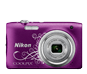 Purpura  COOLPIX A100