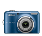 Blue  COOLPIX L23