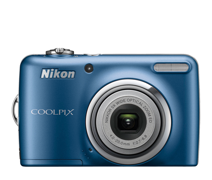 Photo of  COOLPIX L23 Blue
