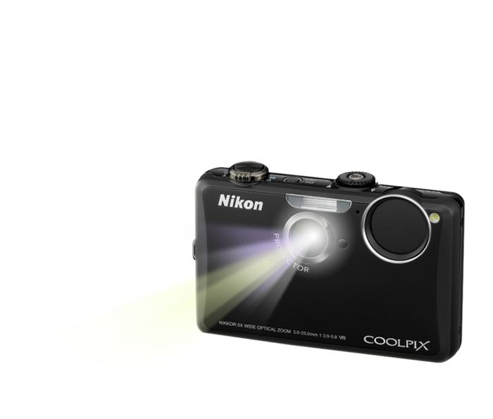 Photo of COOLPIX S1100pj
