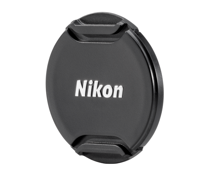 Photo of LC-N55 Black Front Lens Cap