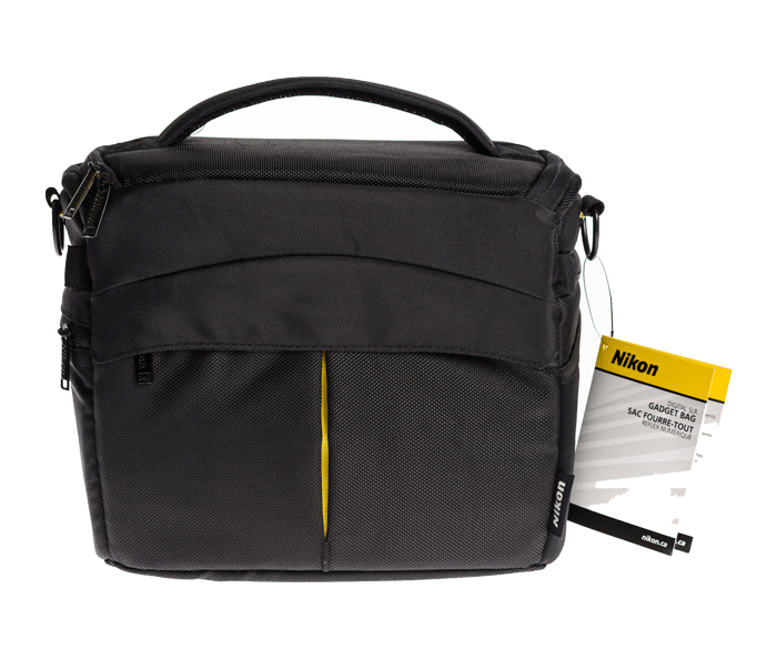 Photo of Digital SLR Gadget Bag