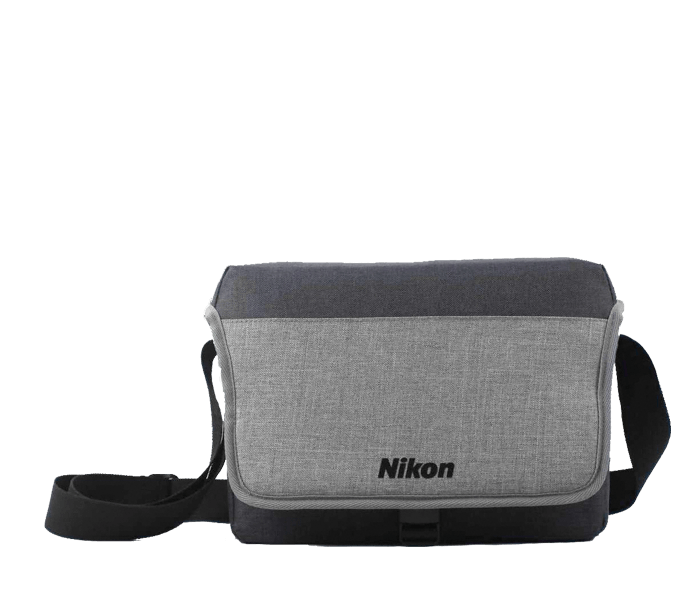 Photo of DSLR Canvas Style Bag (Grey)