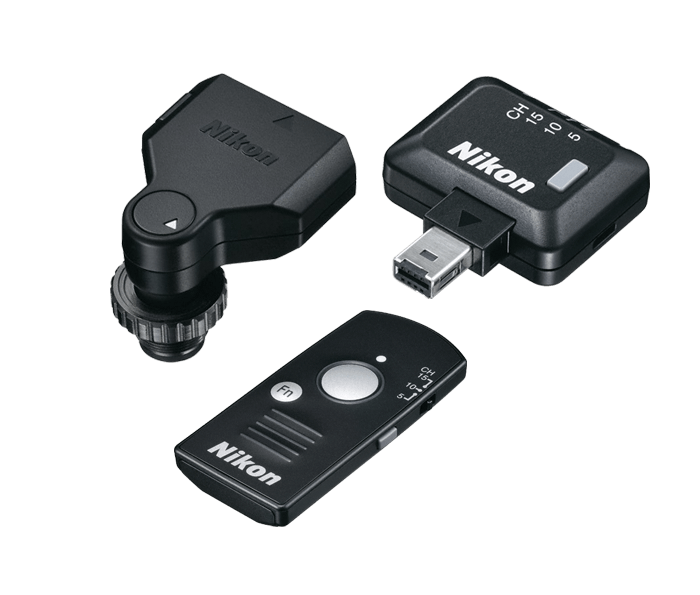 Photo of  WR-T10/WR-R10/WR-A10 Wireless Remote Adapter Set