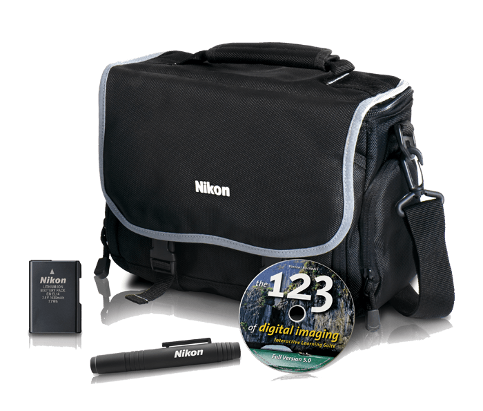 Photo of Nikon D3100 / D5100 Accessory Kit