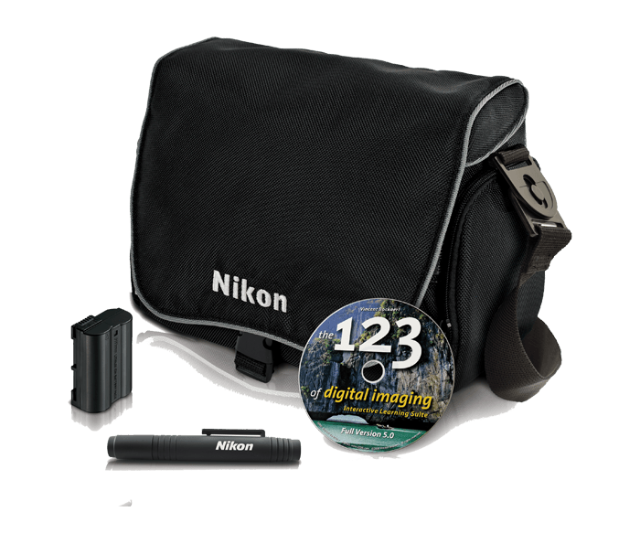 Photo of  Nikon D7000 Accessory Kit