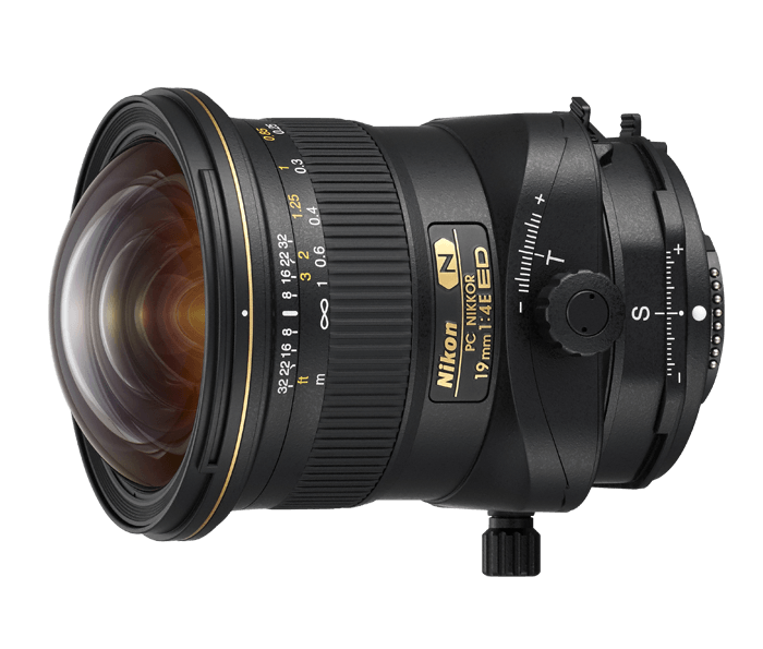 Photo of  PC NIKKOR 19mm f/4E ED