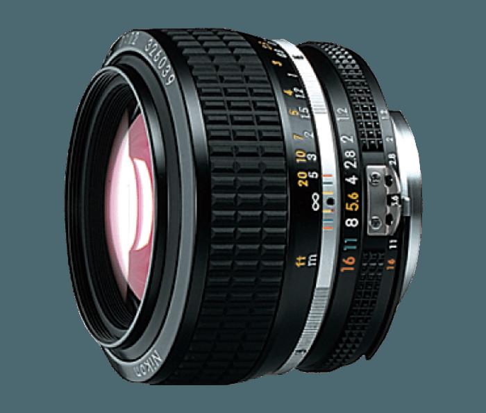 NIKKOR 50mm f/1.2