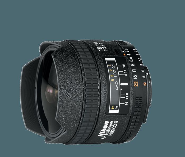 AF Fisheye-Nikkor 16mm f/2.8D