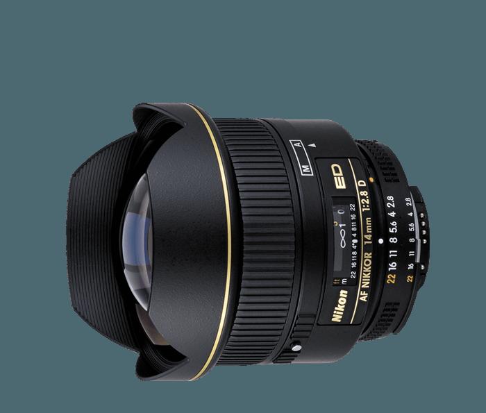 AF Nikkor 14mm f/2.8D ED