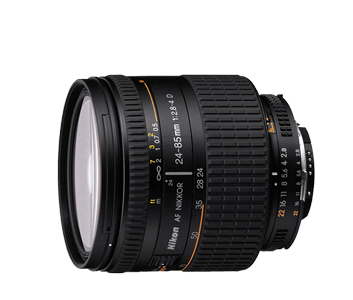 AF Zoom-Nikkor 24-85mm f/2.8-4D IF