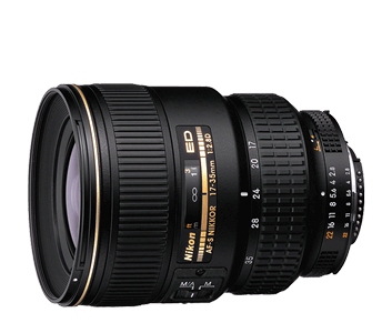 AF-S Zoom-Nikkor 17-35mm f/2.8D IF-ED1960