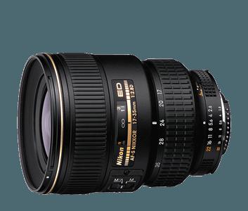 Nikon winde-angle lenses