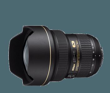 Nikkon wide-angle zoom lenses