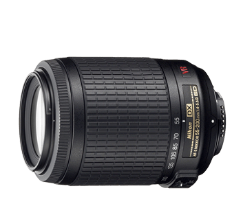 AF-S DX VR Zoom-Nikkor 55-200mm f/4-5.6G IF-ED2166