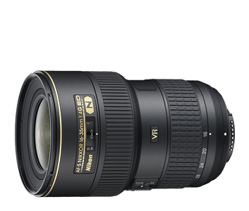 Nikon wide angle zoom lenses