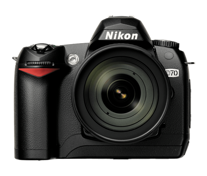 D70 From Nikon