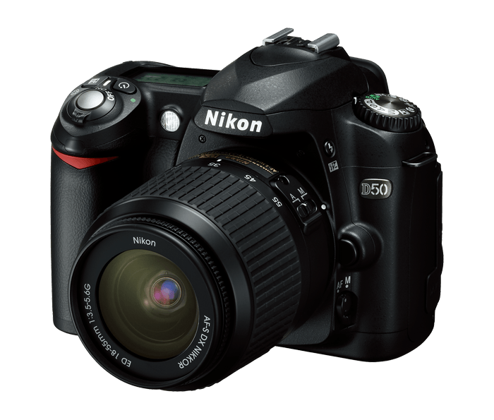 D50 From Nikon