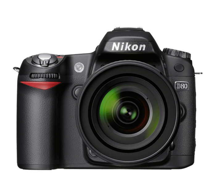 D80 From Nikon